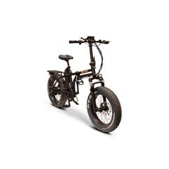 EWH-EWBAM-FOLDING-BLK - EWheelsEW-Folding Electric Bicycle