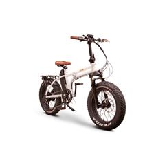 EWH-EWBAM-FOLDING-WHT - EWheelsEW-Folding Electric Bicycle