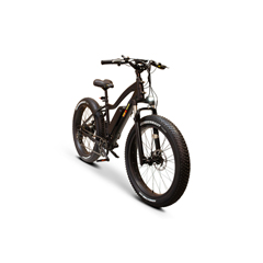 EWH-EWBAM-NOMAD-BLK - EWheelsEW-NOMAD Electric Bicycle