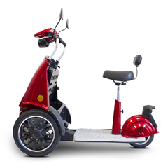 EWHEW-77R - EWheels(EW-77) Edge 3-Wheel Mobility Scooter