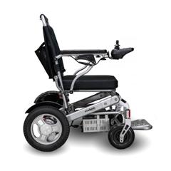 EWHEW-M45-BLACK - EWheels - EW-M45 Folding Lightweight Power Wheelchair, Black