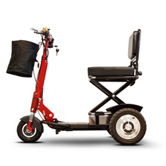 EWHEW-01_RD - EWheels - (EW-01) Speedy 3-Wheel Scooter