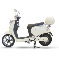 EWHEW-09CRM - EWheels(EW-09) Electric Moped + White Glove Delivery