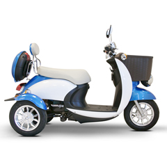 EWHEW-11B-WHITEGLOVE - EWheels(EW-11) Sport Euro-Style 3-Wheel Scooter with White Glove Delivery
