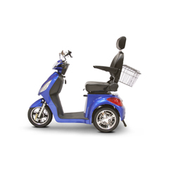 EWHEW-36B ELITE - EWheels(EW-36) Elite 3-Wheel Scooter with Electromagnetic Brakes
