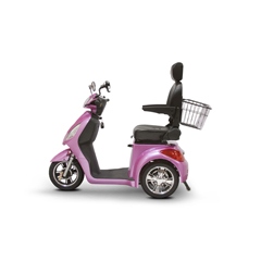 EWHEW-36M-Slowpoke - EWheels(EW-36) Slowpoke 3-Wheel Scooter with Electromagnetic Brakes