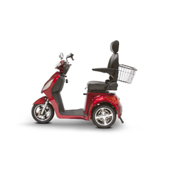 EWHEW-36R - EWheels(EW-36) 3-Wheel Mobility Scooter