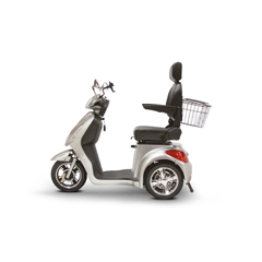 EWHEW-36S-WHITEGLOVE - EWheels(EW-36) 3-Wheel Mobility Scooter + White Glove Delivery