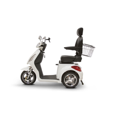 EWHEW-36W-WHITEGLOVE - EWheels(EW-36) 3-Wheel Mobility Scooter + White Glove Delivery