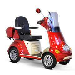 EWHEW-52 - EWheels(EW-52) Designer 4-Wheel Scooter