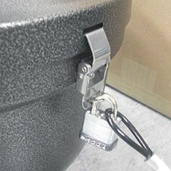 EXCSRSLCKKIT - Ex-Cell Smokers' Oasis™ Security Lock Kit