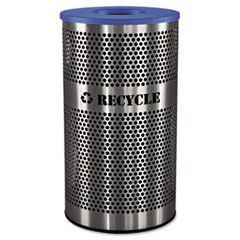 EXCVCR33PERFS - Ex-Cell Stainless Steel Recycle Receptacle