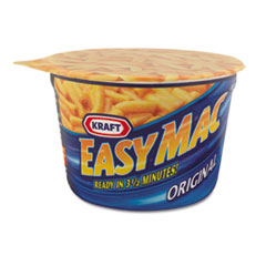 EZM01641 - Kraft® Easy Mac Original Cups