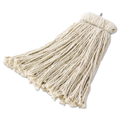 RCPF168 - Premium Bolt-On Cut-End Cotton Mop Heads