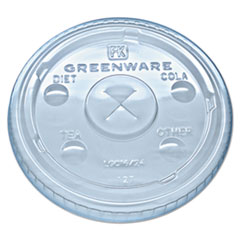 FABLGC1624 - Fabri-Kal Greenware® Cold Drink Lids