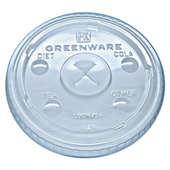 FABLKC1624 - Fabri-Kal® Kal-Clear®/Nexclear® Drink Cup Lids