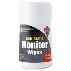 FALDSCT - Dust-Off® Premoistened Monitor Wipes