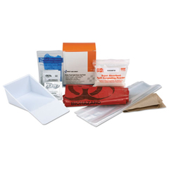 FAO21760 - First Aid Only® BBP Spill Cleanup Kit