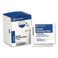 FAO4001 - First Aid Only™ Alcohol Cleansing Pads