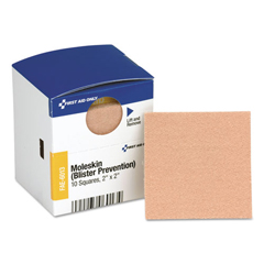 FAO6013 - First Aid Only™ Moleskin/Blister Protection