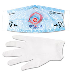 FAO6015 - First Aid Only™ Rescue Breather Face Shield