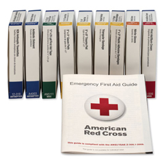 FAO740010 - First Aid Only™ ANSI Compliant First Aid Kit Refill for 10 Unit First Aid Kit