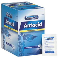 FAO90110 - First Aid Only™ Analgesics  Antacids Refills for First Aid Cabinet