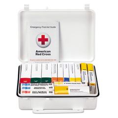 FAO90569 - First Aid Only™ ANSI Class A Weatherproof First Aid Kit
