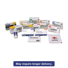 FAO90581 - First Aid Only™ Unitized-ANSI Compliant First Aid Kit Refill