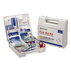 FAO90589 - First Aid Only™ ANSI 2015 Compliant First Aid Kit