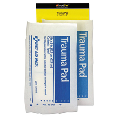 FAOFAE6024 - First Aid Only® SmartCompliance Refill Trauma Pad