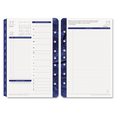FDP3622914 - FranklinCovey® Monticello Dated Two-Page-per-Day Planner Refill