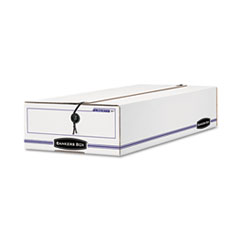 FEL00005 - Bankers Box® LIBERTY® Check and Form Boxes