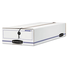 FEL00007 - Bankers Box® LIBERTY® Check and Form Boxes