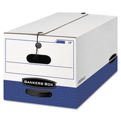 FEL0001103 - Bankers Box® LIBERTY® Maximum Strength Storage Boxes
