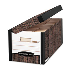 FEL00051 - Bankers Box® SYSTEMATIC® Extra Strength Storage Boxes