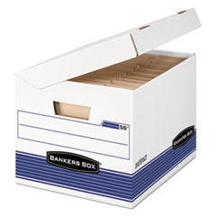 FEL0005502 - Bankers Box® SYSTEMATIC® Extra Strength Storage Boxes