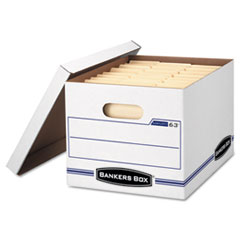 FEL0006301 - Bankers Box® EASYLIFT™ Basic Strength Storage Box