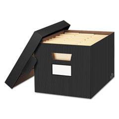 FEL0029803 - Bankers Box® STOR/FILE™ Decorative Medium-Duty Storage Boxes