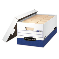 FEL0063101 - Bankers Box® PRESTO™ Maximum Strength Storage Boxes
