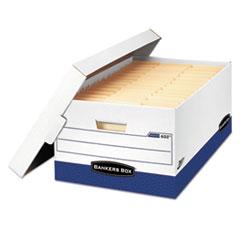 FEL0063201 - Bankers Box® PRESTO™ Maximum Strength Storage Boxes