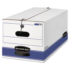 FEL00704 - Bankers Box® STOR/FILE™ Extra Strength Storage Boxes