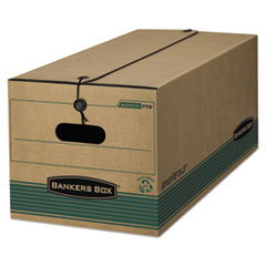 FEL00773 - Bankers Box® STOR/FILE™ Extra Strength Storage Boxes
