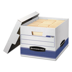 FEL00789 - Bankers Box® STOR/FILE™ Extra Strength Letter/Legal Storage Boxes