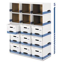 FEL0162601 - Bankers Box® File/Cube Box Shell