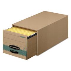 FEL1231101 - Bankers Box® STOR/DRAWER® STEEL PLUS™ Extra Space-Savings Storage Drawers