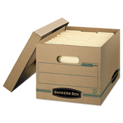 FEL1277601 - Bankers Box® STOR/FILE™ Basic Strength Storage Boxes