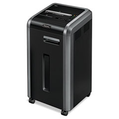 FEL3322001 - Fellowes® Powershred® 225i Continuous-Duty Strip-Cut Shredder