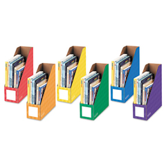 FEL3381901 - Bankers Box® Extra-Wide Magazine File
