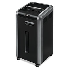 FEL3825001 - Fellowes® Powershred® 225Ci Cross-Cut Shredder